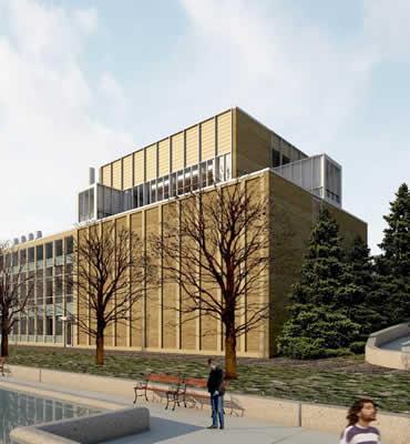 Nuclear Engineering Laboratory Renovation