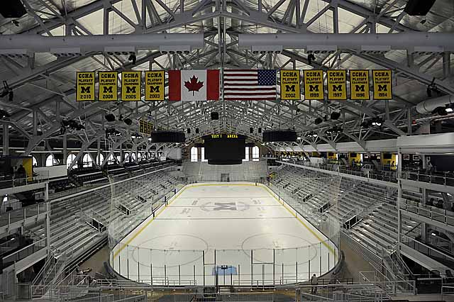 Yost Ice Arena System Improvements Architecture